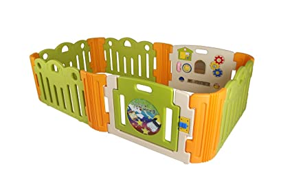 Fesselnd Babycenterindia Room Cloud Plastic Bread With 2 Extension Kit (Beige, Green  And Orange)