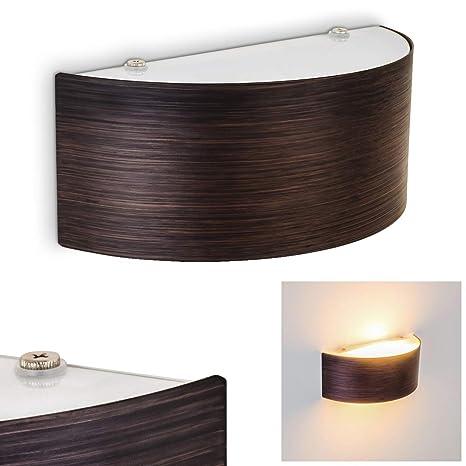 Moderna Lámpara de pared Modelo Lesina M salida iluminación ...