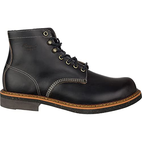129bacc8129 Thorogood 1892 Beloit Boot Black Leather Horween CXL 814-6532 ...