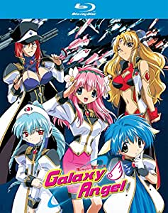Galaxy Angel Blu-ray Collection