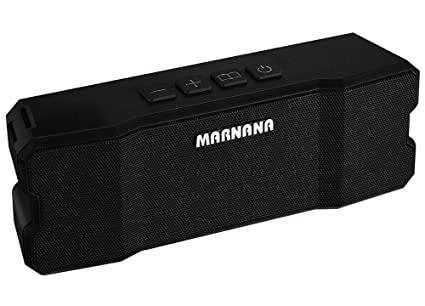 Review Bluetooth Speakers,Marnana Outdoor Portable
