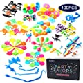 Amy&Benton Kids Prize Box Toys Assortment for Classroom Treasure Chest Birthday Party Favors for Boys 100 PCS-2