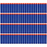MLM® 100pcs 7.2cm Refill Bullet Darts for Nerf N-strike Elite Series Blasters Kid Toy Gun