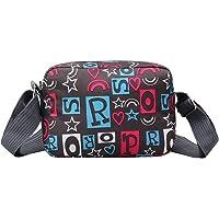 New Korean Women's Bag Messenger Bag Nylon Cloth Shoulder Bag Youth Fashion Portable Specials Small Bag Single Messenger Bag