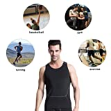 LANBAOSI Men's Breathable Sport Vest Sleeveless