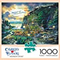 Buffalo Games - Charles Wysocki - Moonlight & Roses - 1000 Piece Jigsaw Puzzle from Buffalo Games, LLC