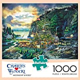 Buffalo Games - Charles Wysocki - Moonlight & Roses - 1000 Piece Jigsaw Puzzle