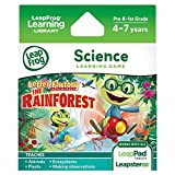 Leapfrog Game Letter Factory Adventures-The Rainforest (for LeapPad Tablets and LeapsterGS)