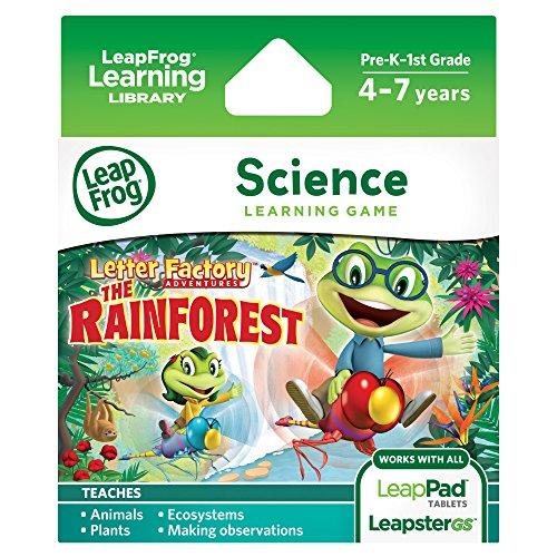 LeapFrog Learning Letter Factory Adventures