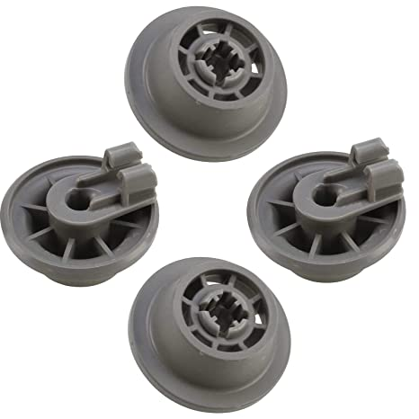 4 ruedas inferiores grandes para cesta de lavavajillas Bosch ...