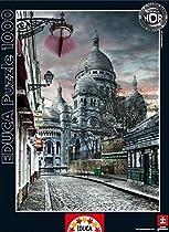 Educa Montmartre Paris Puzzle (1000 Piece) by Educa