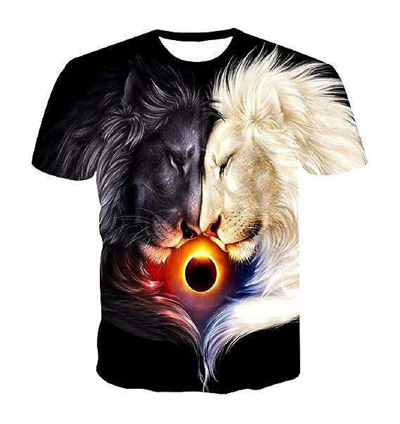 Maglietta T Maglia Shirt C015 Maniche 3d Lovelegis Corte qSzpjVMLUG