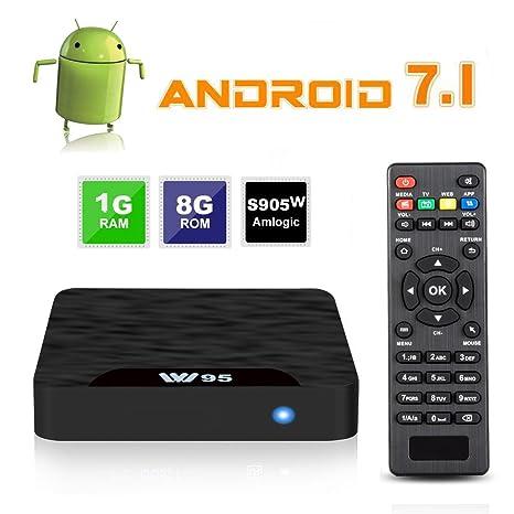 Box Android 7 1 Generazione Quad Core