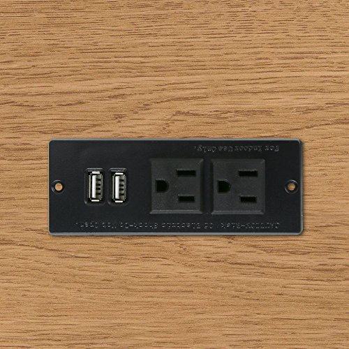 Desktop power strip, thick white cumshot