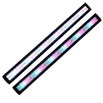 GOOBAT Espectro Completo Iluminación LED para Fresh und Plant Acuarios, Lampara de LED para 120-138cm Acuario: Amazon.es: Productos para mascotas