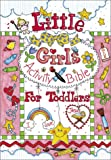 Little Girls Activity Bible for Toddlers, Carolyn Larsen, 0801044960