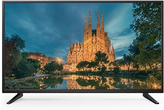 TD Systems - Televisores Led Full HD 40 Pulgadas K40DLM7F (Resolución 1920x1080/ HDMI x3/ VGA x1/ USB Reproductor y Grabador) TV, Televisiones HD (Reacondicionado): Amazon.es: Electrónica