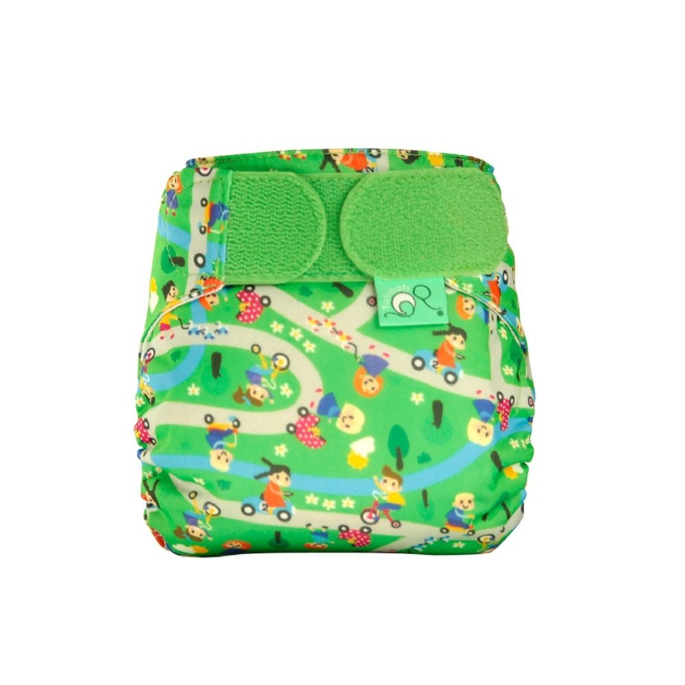 TotsBots TeenyFit Star Ride & Shine Reusable Washable Nappy from 5lbs to 12lbs Tots Bots Limited