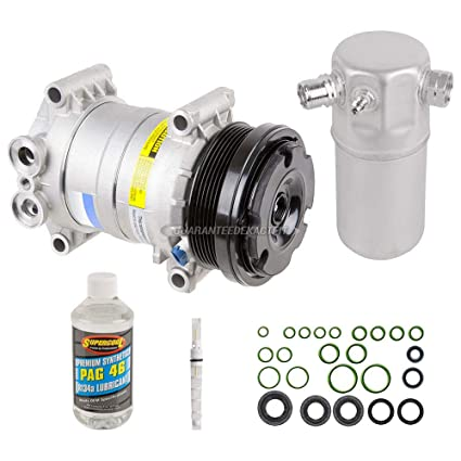 Amazon.com: AC Compressor w/A/C Repair Kit For Chevy Astro & GMC Safar 1996-2001 - BuyAutoParts 60-80160RK New: Automotive