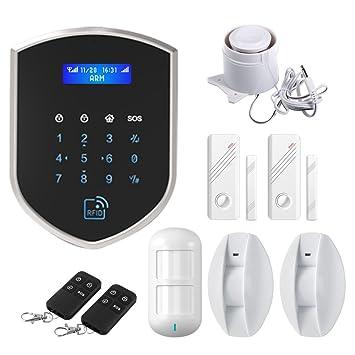 Wolf Guard WM2GR-K - Sistema de alarma inteligente para el ...