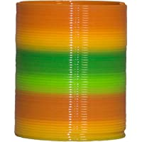 Rainbow Spring Toy For Unisex - Multi Color