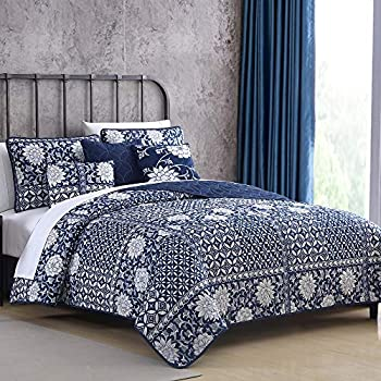 Amazon.com: Pacific Coast Textiles 6-Piece Zion Quilt Set