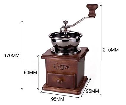 kaffeem/ühle manuell holz kaffeem/ühle manuell,Hand-Kaffeem/ühle Geschenkverpackung Verf/ügbar