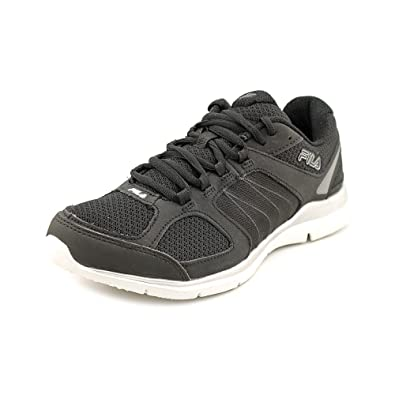 2cfebeded2db Fila Memory Resilient Womens Black X Wide Running Shoes New Display UK 6   Amazon.co.uk  Shoes   Bags