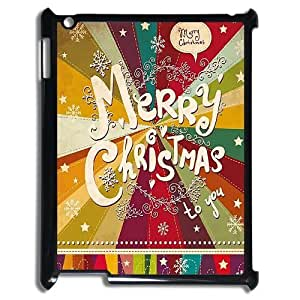 Customized Durable Case for Ipad 2,3,4, Merry Christmas Phone Case - HL-711221