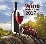 Wine Calendar - Calendars 2016 - 2017 Calendar - Wine Country Calendar - Poster Calendar - Photo Calendar By Helma