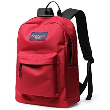 7a41085b648 Amazon.com  ZZINNA College Backpack Laptop Backpack Water Resistant School  Book Bag Travel Casual Daypacks for Men and Women  XINCADA.Bag