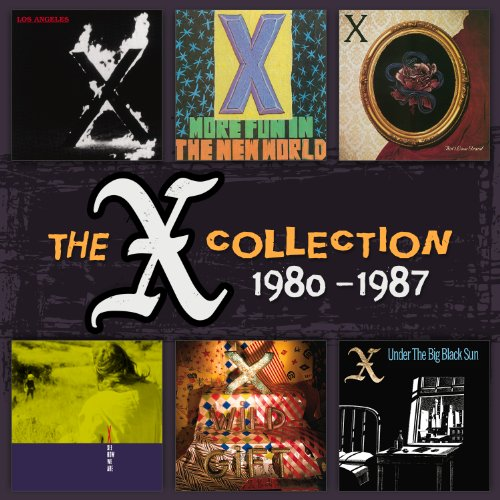 The X Collection  1980 1987