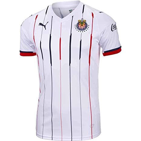 Image Unavailable. Image not available for. Color  FMF New! Chivas de  Guadalajara Away Jersey ... b68cf30d9