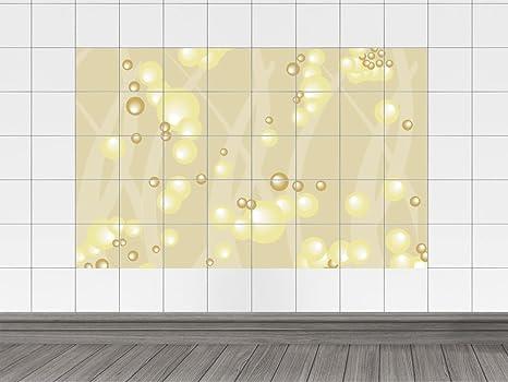 Piastrelle immagini piastrelle adesivo per bagno a pois bolle