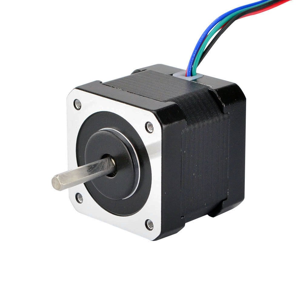 Stepper Motor Nema 17 Bipolar 40mm 64oz.in(45Ncm) 2A 4 Lead 3D Printer Hobby CNC