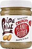 Pip & Nut Crunchy Peanut Butter, 225 g, Pack of 6