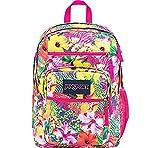 JanSport Big Student Backpack- Sale Colors (Tropical Mania)