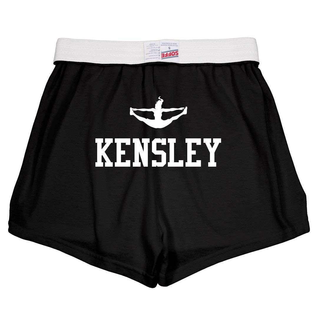 Kensley Cute Cheer Practice Youth Soffe Shorts
