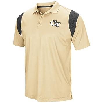 Amazon.com: Colosseum Georgia Tech - Polo para hombre, color ...