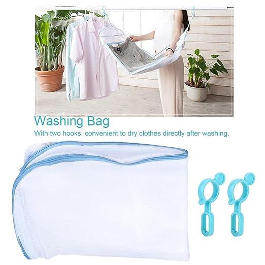 Lave la malla y lave una bolsa de lavandería, proteja la mejor ...