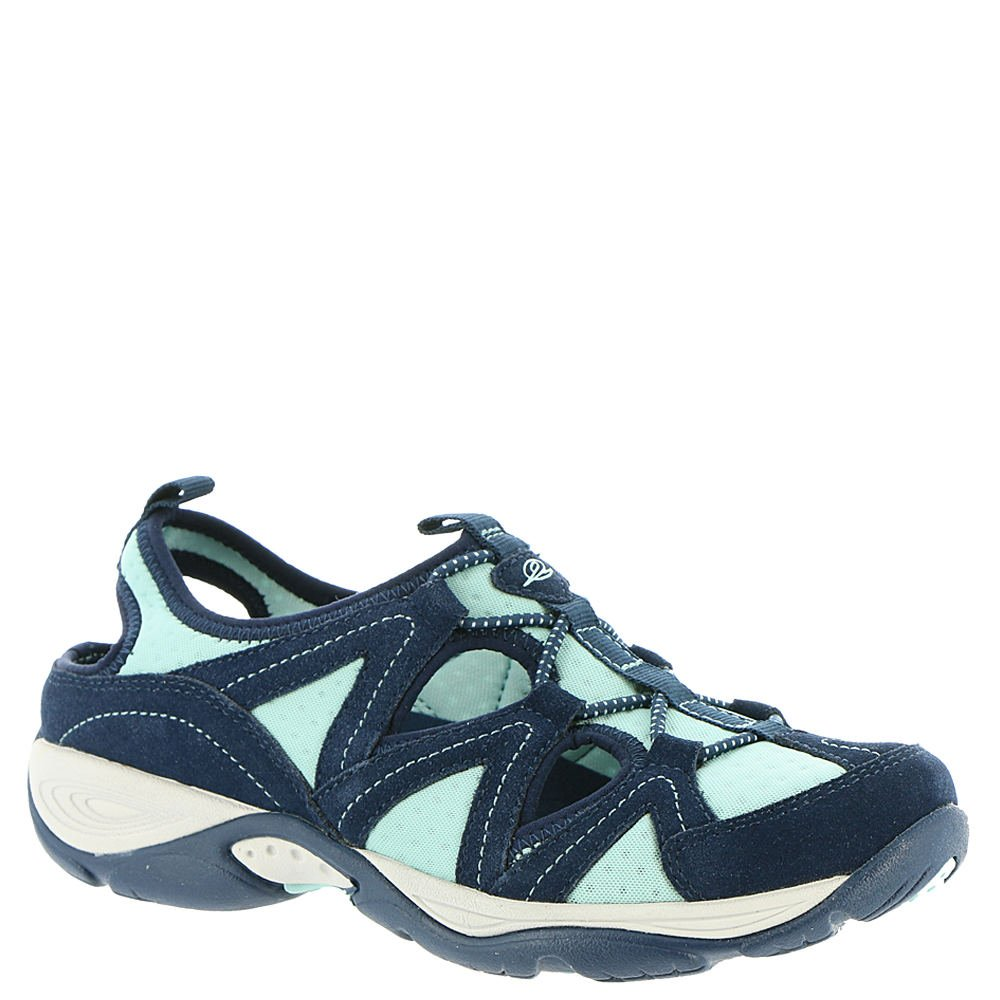 Easy Spirit Women's Earthen First Walker Shoe B0799T6KLJ 10 B(M) US|Blue-mint