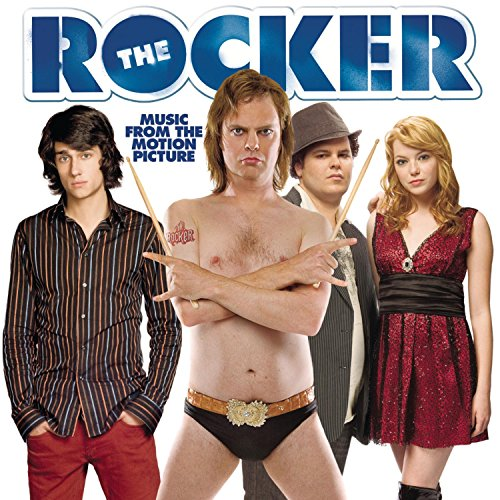 Ost: The Rocker (Music from the Motion Picture) (Audio CD)