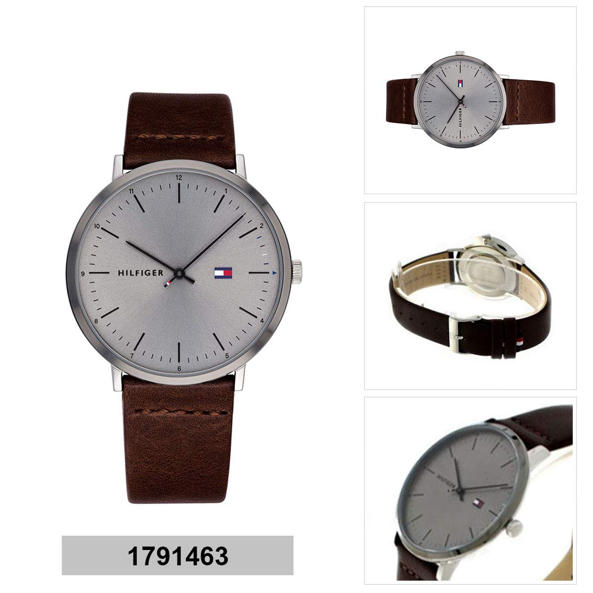 Amazon.com: Tommy Hilfiger James 1791463Mens Analog Grey Casual Quartz Tommy Hilfiger: Watches