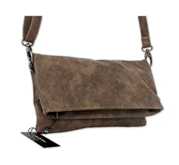 f4a014479d042 Jennifer Jones Taschen Damen Damentasche Handtasche Umhängetasche  Schultertasche Clutch Tasche groß - 2 Tragevarianten Crossbody Bag