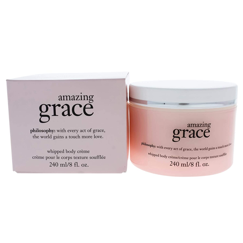 Philosophy Amazing Grace Ballet Rose 8.0 oz Whipped Body Cream