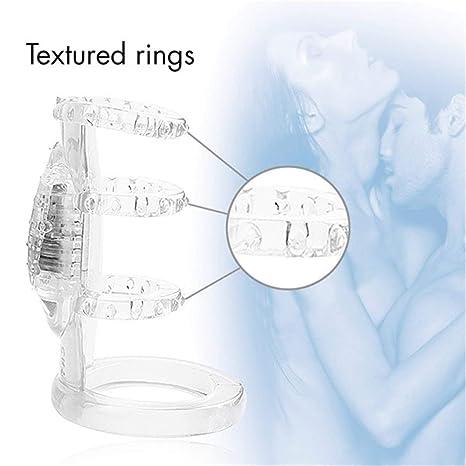 VOMY Cage Ring Sleeve Sheath Girth Enhancer Enlarger