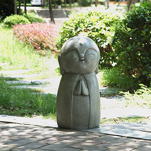 Hi-Line Gift Ltd Praying Lucky Japanese Jizo Statue