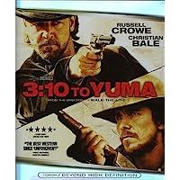 3:10 to Yuma [Blu-ray] [Importado]