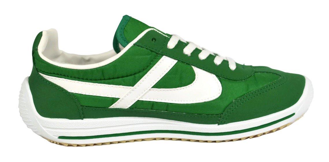 PANAM Classic Tennis Shoe   Handcrafted Zapatillas   Hecho En México Since 1962 B0784Z4RLJ Men 9 / Women 10.5 Jardin