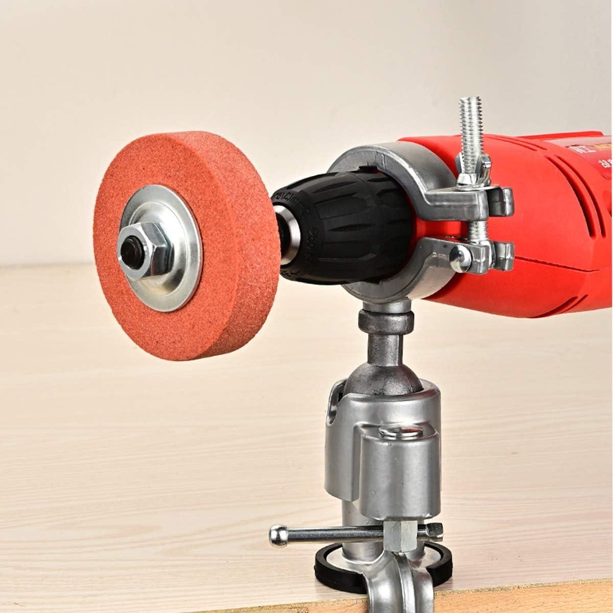 uxcell 12 Pcs Power Drill Polishing Part 8mm Dia Cone Felt Bobs 3mm Shank